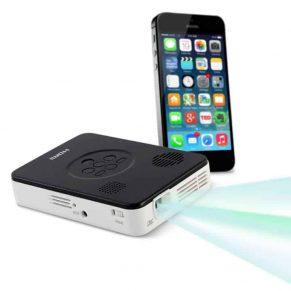 Smartphone-Pocket-Projector