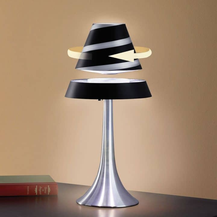 Magnetic Levitating Desk Lamp