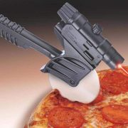The Tactical Laser-Guided Pizza Cutter