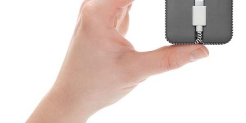 Pocket Sized iPhone Backup Battery Recharger