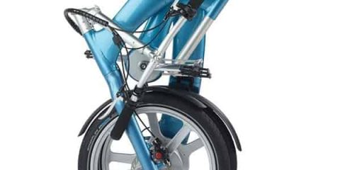 Self Charging Electric Bike