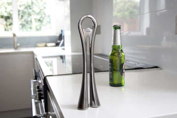 droplet free standing Bottle Opener