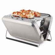 Briefcase Barbecue Charcoal Grill