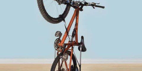 Upright Bike Stand