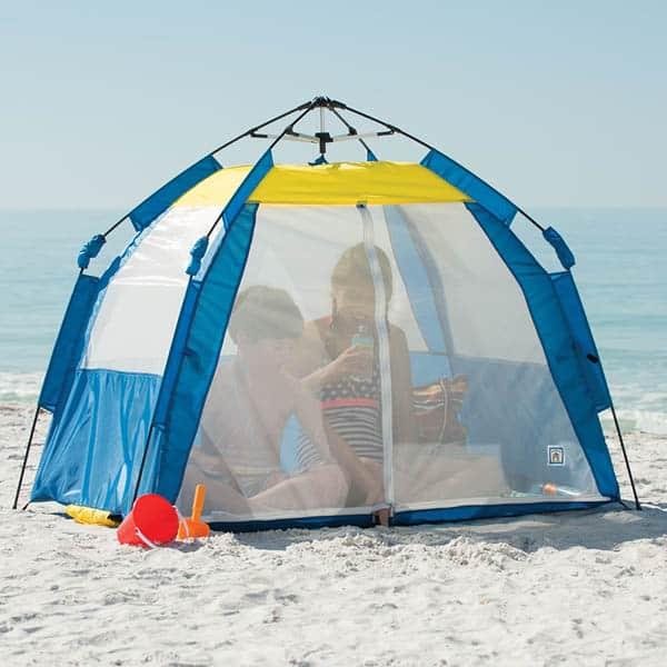 portable beach cabana & Portable Beach Cabana Tent - Wicked Gadgetry