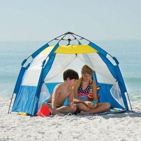 portable beach cabana