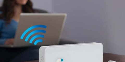 Portable WiFi Amplifier