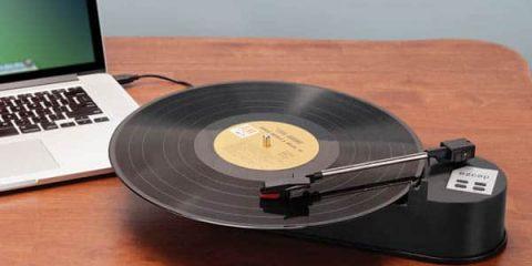 vinyl to mp3 converter