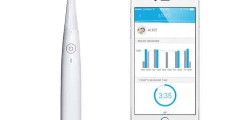 Dental Hygiene Coaching Toothbrush
