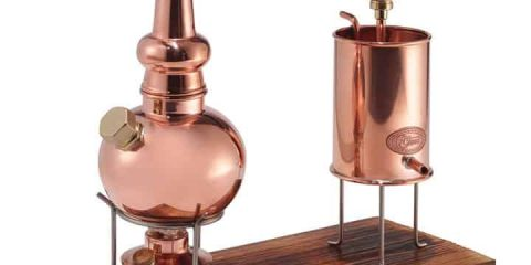 German-Copper-Distiller