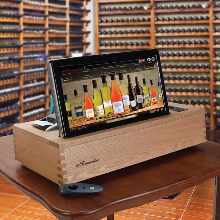Oenophile S Wine Cellar Management System