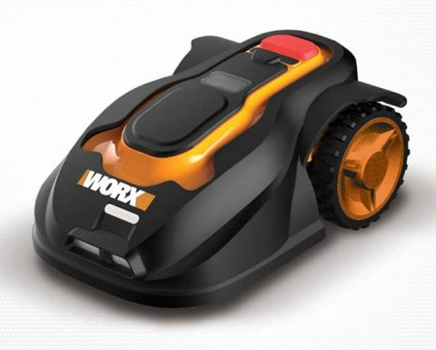 Unmanned-Robotic-Lawn-Mower