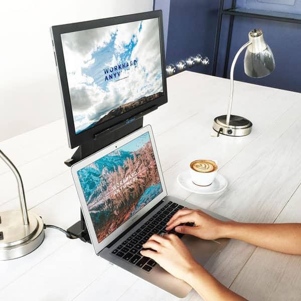 Veyem Portable Ergonomic Stand For Laptops