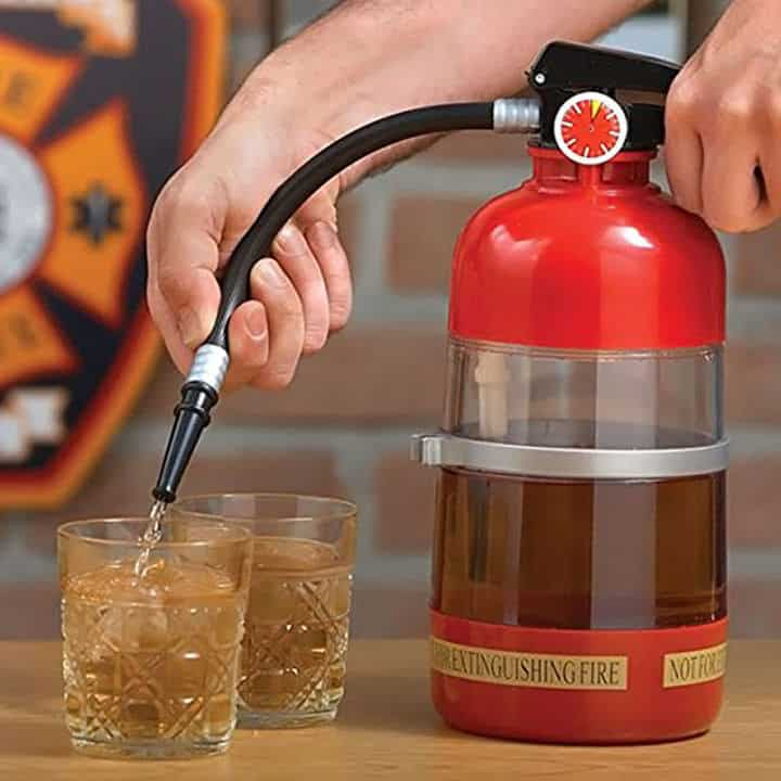 Fire-Extinguisher-Cocktail-Shaker-and-Liquor-Dispenser