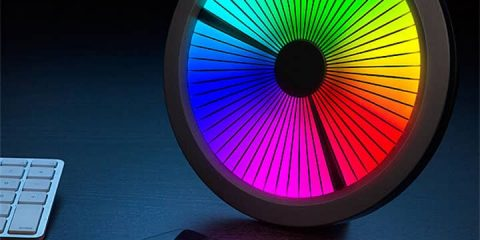 LED-Color-Spectrum-Clock