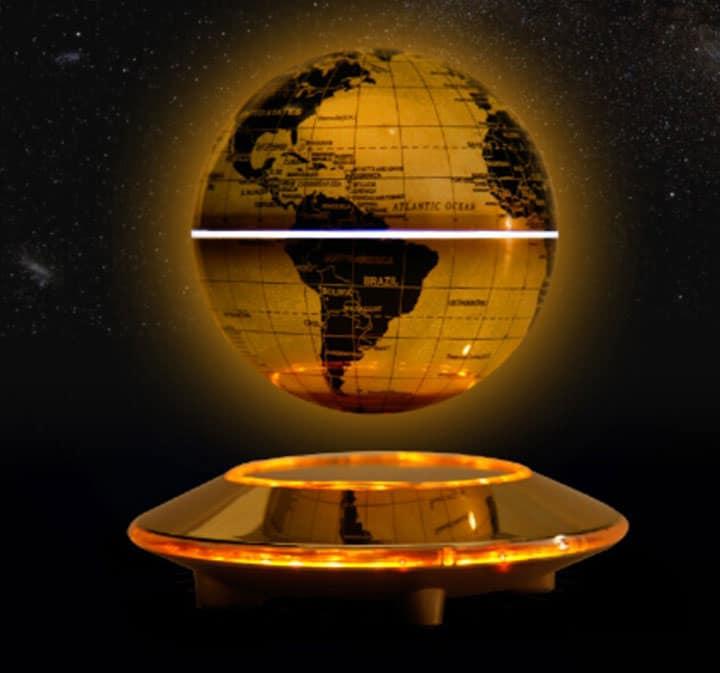 Levitating-Globe-World-Map
