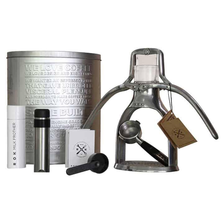 Manual Coffee Maker N1 : ROK Presso Manual Espresso Maker - Wicked Gadgetry