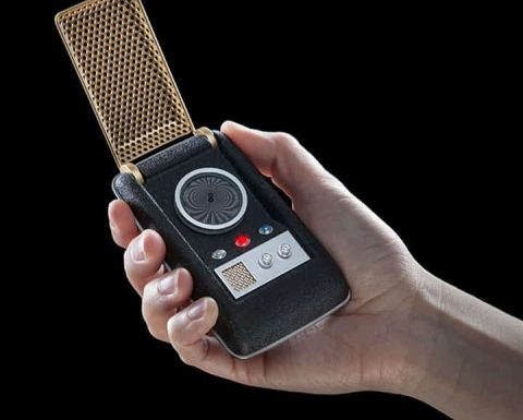 Star-Trek-Bluetooth-Communicator