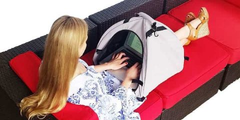 LapDome-Portable-Sun-Shade-&-Weather-Protecting-Carrying