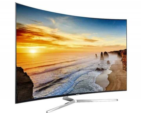 Samsung-Curved-Smart-TV
