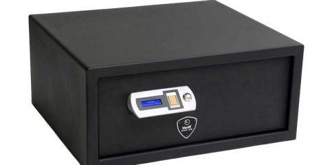 Biometric-Smart-Safe