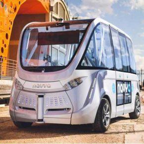 Driverless-Bus