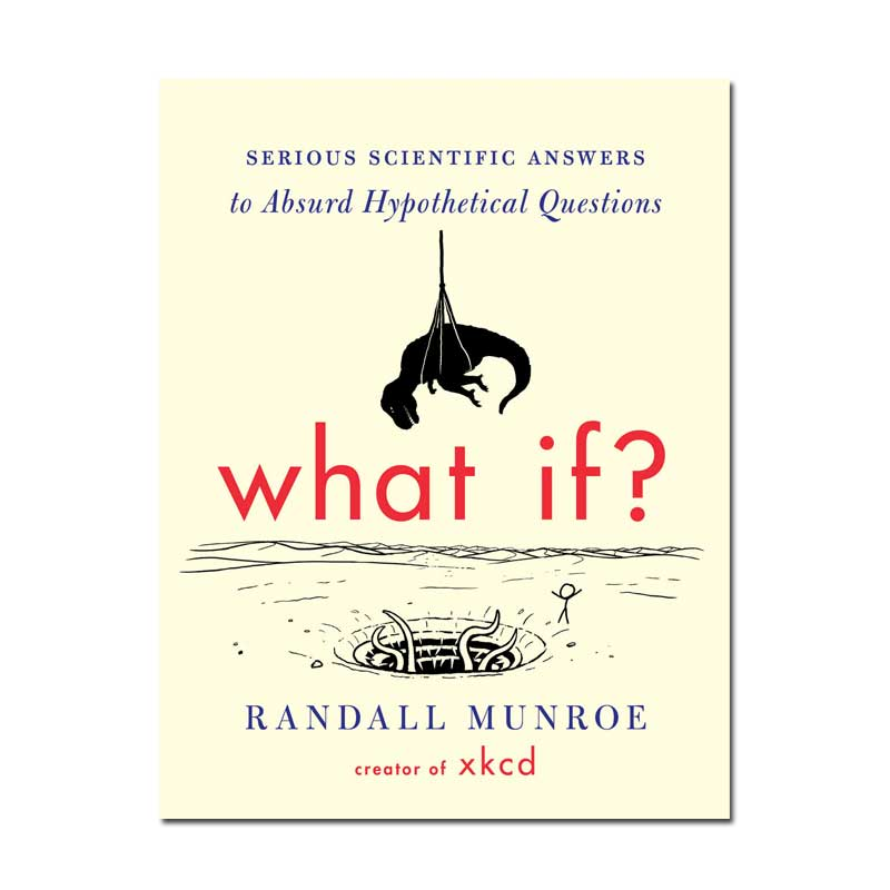 what if by randall monroe