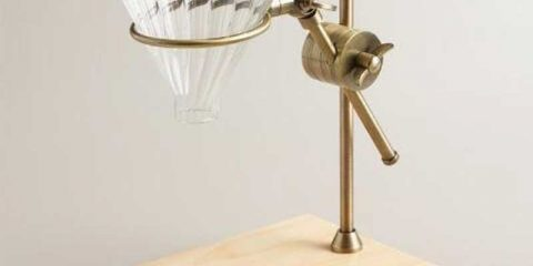 Brass-Pour-Over-Drip-Coffee-Maker