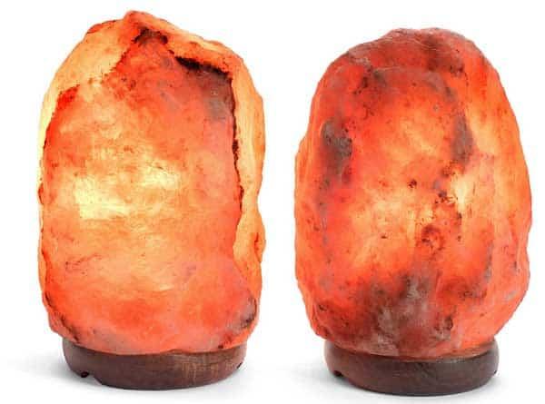 How Himalayan Pink Salt Lamps Work : Himalayan Pink Salt Lamp - Wicked Gadgetry