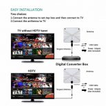 Transparent-Digital-HDTV-Antenna