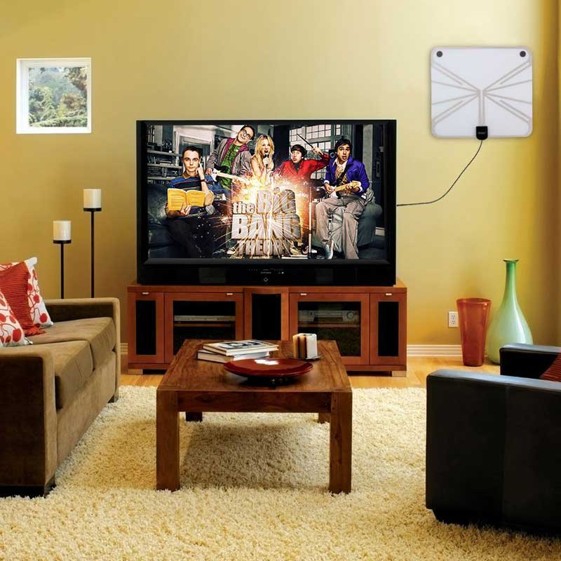 Transparent-Digital-HDTV-Antenna