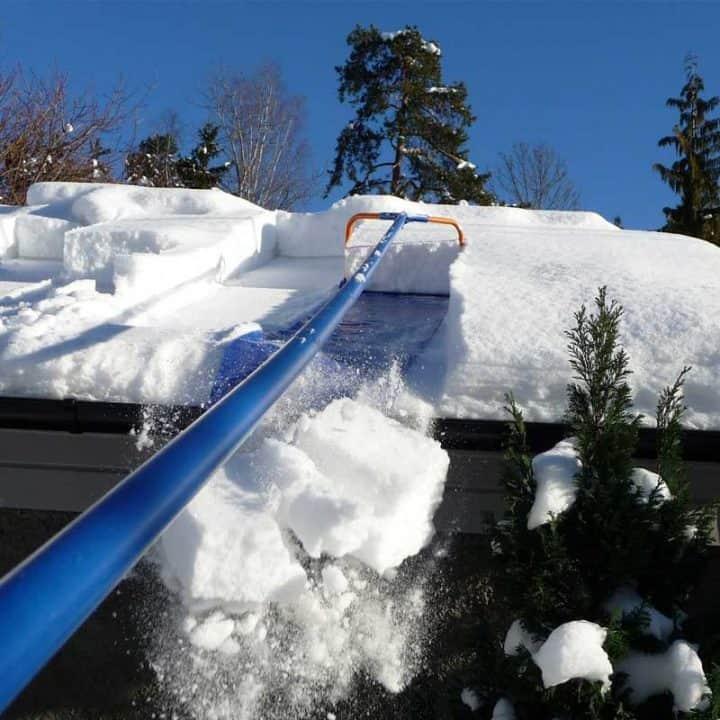 Wheeled-Roof-Rake