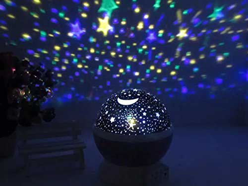 Star Projector Lamp