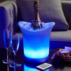 Lighted-Champagne-Ice-Bucket