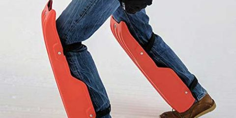 Wearable-Sled-Legs