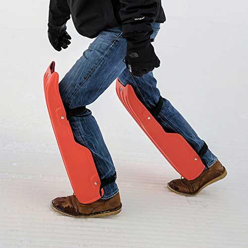 Wearable-Sled-Legs