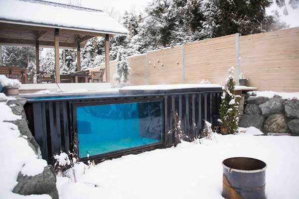 modpools u2013 shipping container swimming pools offers an affordable alternative to inground swimming pools