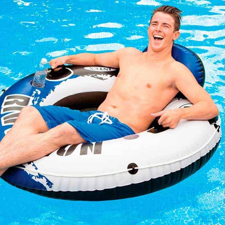 Inflatable-Water-Float