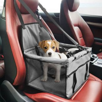 Foldable Car Seat Pet Carrier