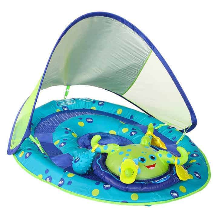 Baby-Pool-Float-with-Canopy