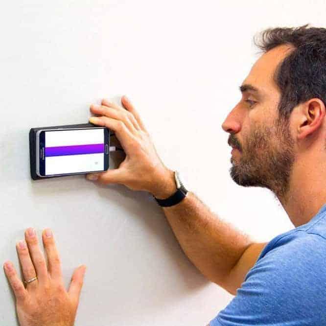 Smartphone Stud Finder