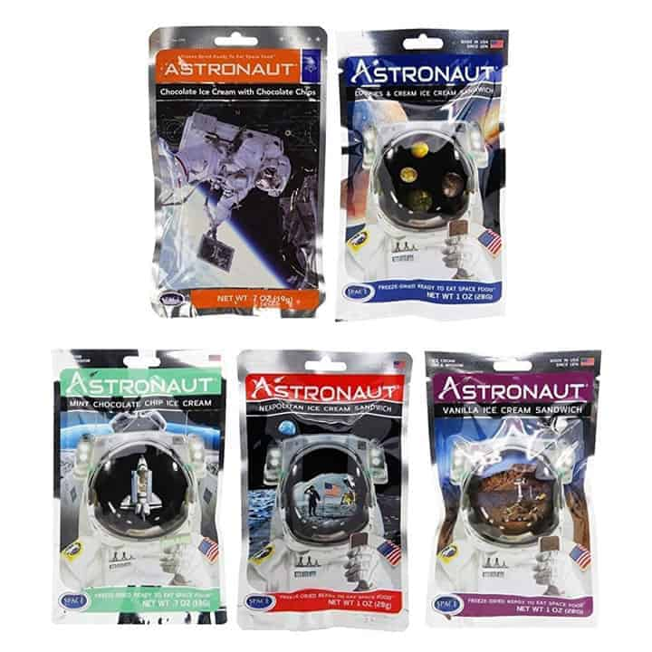 Astronaut-Ice-Cream-in-5-different-flavors