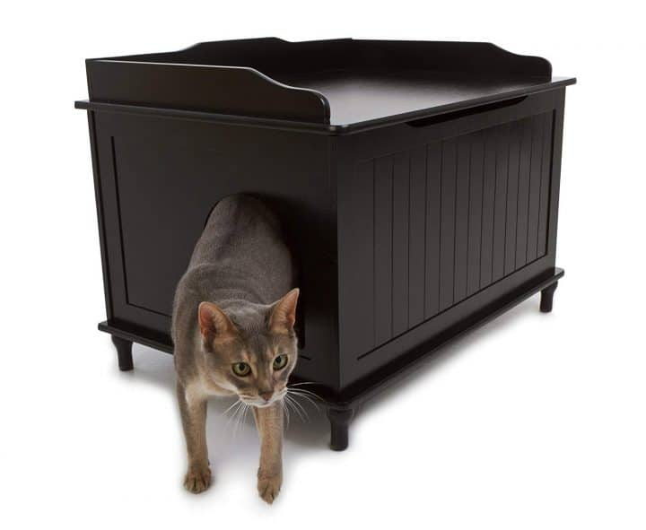 Designer Cat Litter Box