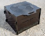 Portable Fire Pit Camp Stove
