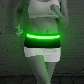 LED Running Belt