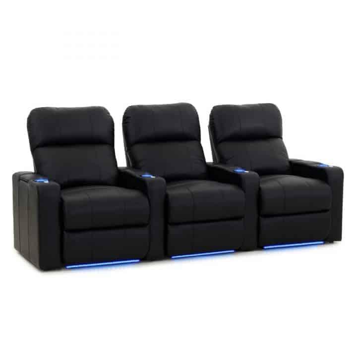 triple recliner