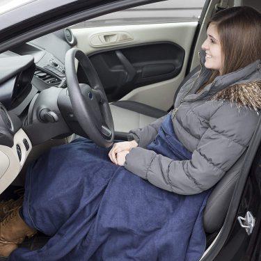 Heated Car Blanket