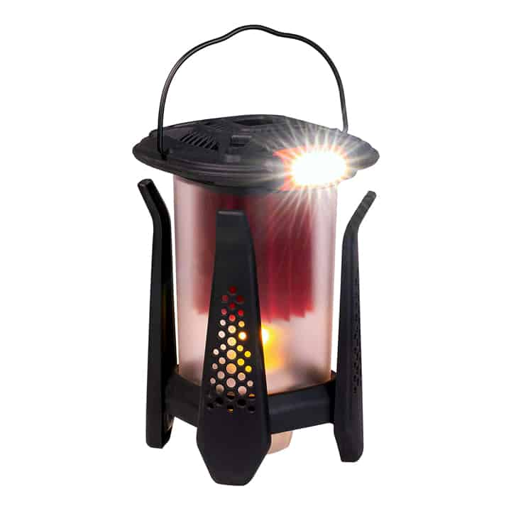 Thermo-Electric Oil Lantern