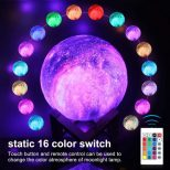 Galaxy 3D Moon Lamp 5
