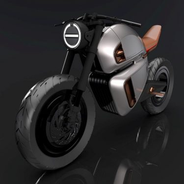 NAWA'S e-Bike